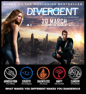Download Film Divergent (2014) BluRay 720p Subtitle Indonesia