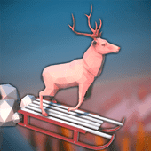 Animal Adventure: Downhill Rush Unlimited (Gifts - Gems) MOD APK