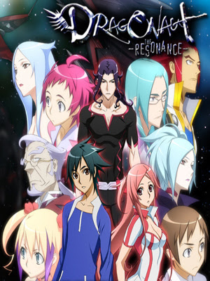 Dragonaut: The Resonance 25/25 + ova [Sub Esp][MEGA]