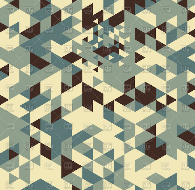 Geometric Camouflage Background Click To Zoom