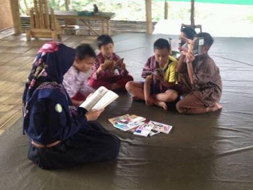 PPK dan Gerakan Literasi