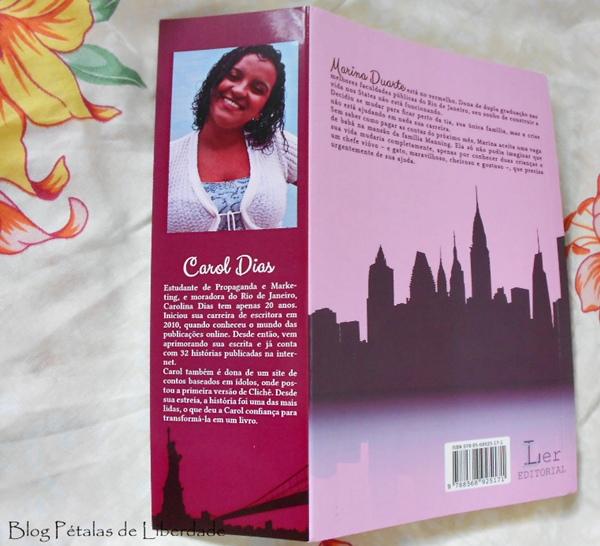 Resenha, livro, Clichê, escritora, Carol-Dias, Ler-Editorial, romance-nacional