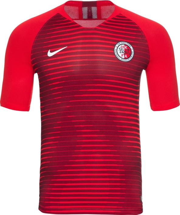 Nike divulga a nova camisa titular de Hong Kong - Show de Camisas b11ac1aa5b741