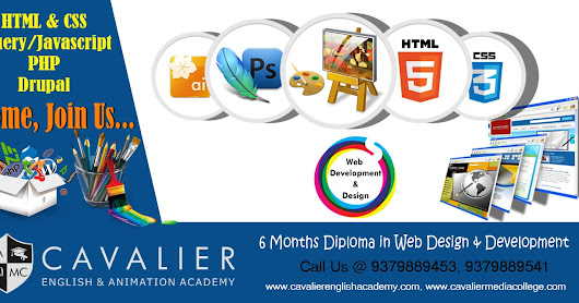 Web Design and Development coaching centers in Bangalore