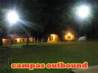 CAMPAS OUTBOUND CAMP SENTUL BOGOR