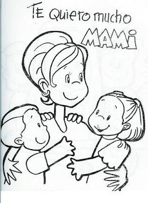 Te Cuento Un Cuento Dibujos De 10 De Mayo Día De Las Madres Para