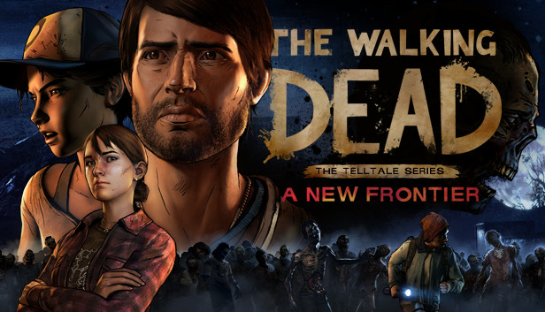 THE WALKING DEAD: A NEW FRONTIER COMPLETE