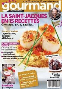 Télécharger Gratuitement Gourmand La Saintes-Jacques en 15 Recettes pdf