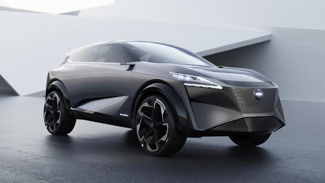 El totalmente nuevo sedán de Nissan hará su debut mundial en el Salón del Automóvil de Shanghái 2019
