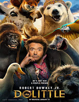 Pelicula Dolittle