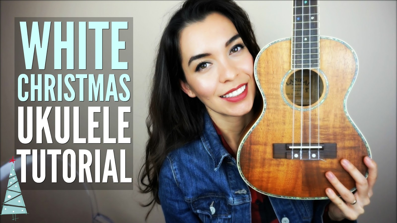 white christmas ukulele tutorial pdf