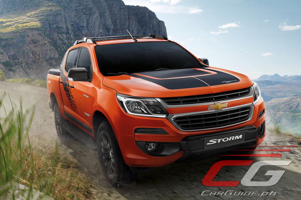 2018 Chevrolet Colorado High Country Storm is Best-in-Class Speced