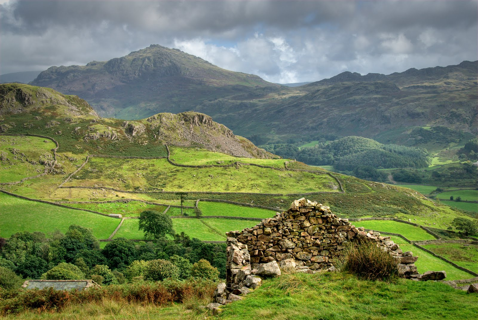 Beautiful Country Scotland Wallpapers | Wallpapers ...