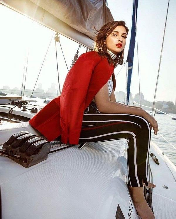 Parineeti Chopra Cosmopolitan India April 2017 Photoshoot