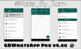 Free Download GBWhatsApp Pro Mod Apk  ( Best WhatsApp New )