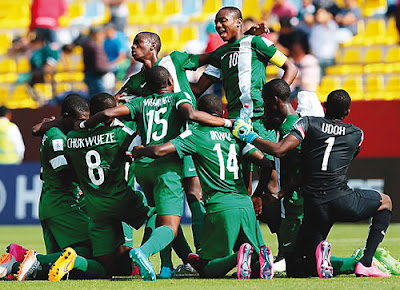 Nigeria's domination of FIFA Under-17 World cup