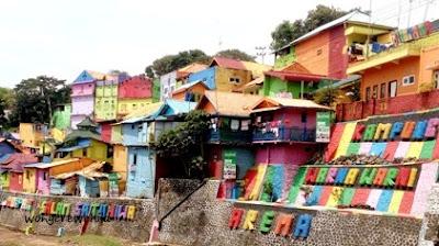tempat wisata gratis di kota malang
