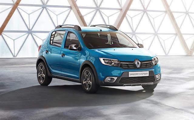 Novo Renault Sadero 2017 Stepway