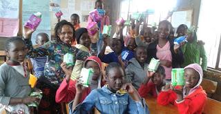 Kenya To Provide Free Sanitary Pads For Girls