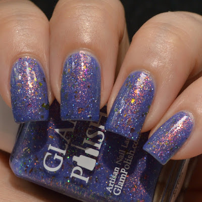 Glam Polish You've Got A Friend In Me Collection Fish Are Friends Not Food