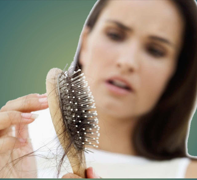 Home remedies to stop hair fall.