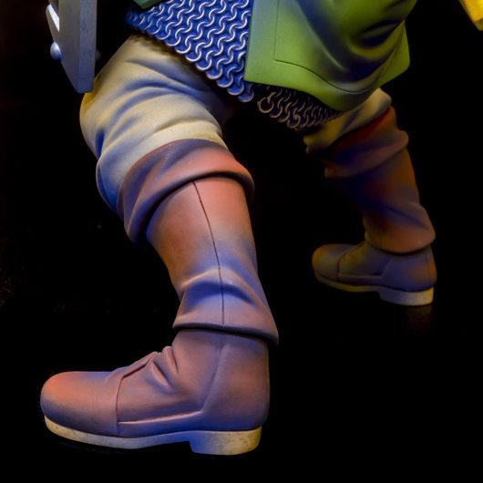 ¡Mira esta impresionante figura de Link! 3