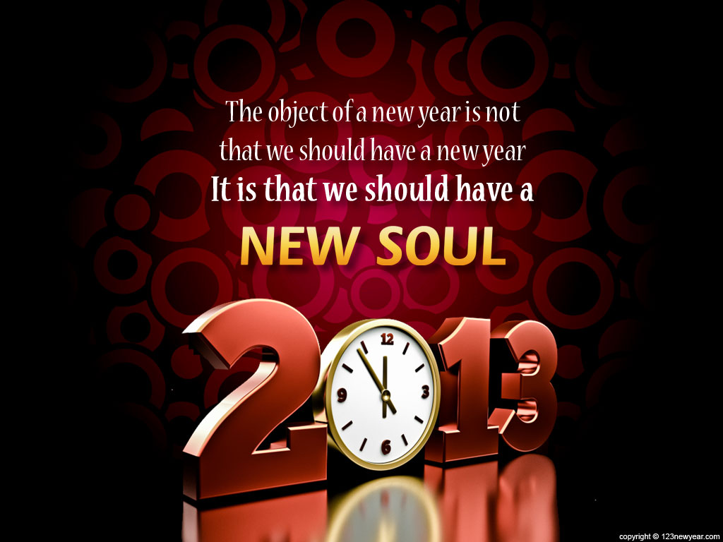 New Year Wishes 2013 Messages Happy New Year Greetings 2013 New . 1024 x 768.Free Happy New Year Greeting Message