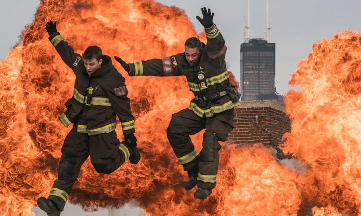 Chicago Fire - Episode 6.11 - Law of the Jungle - Promotional Photos & Press Release