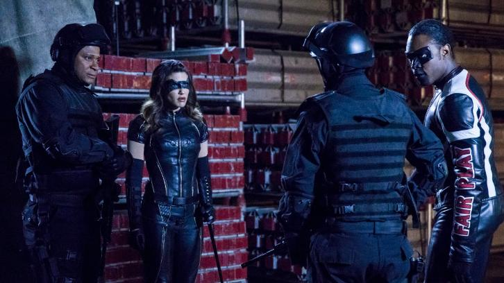 Arrow - Episode 6.20 - Shifting Allegiances - Promotional Photos, Sneak Peeks, Inside The Episode, Promo + Press Release