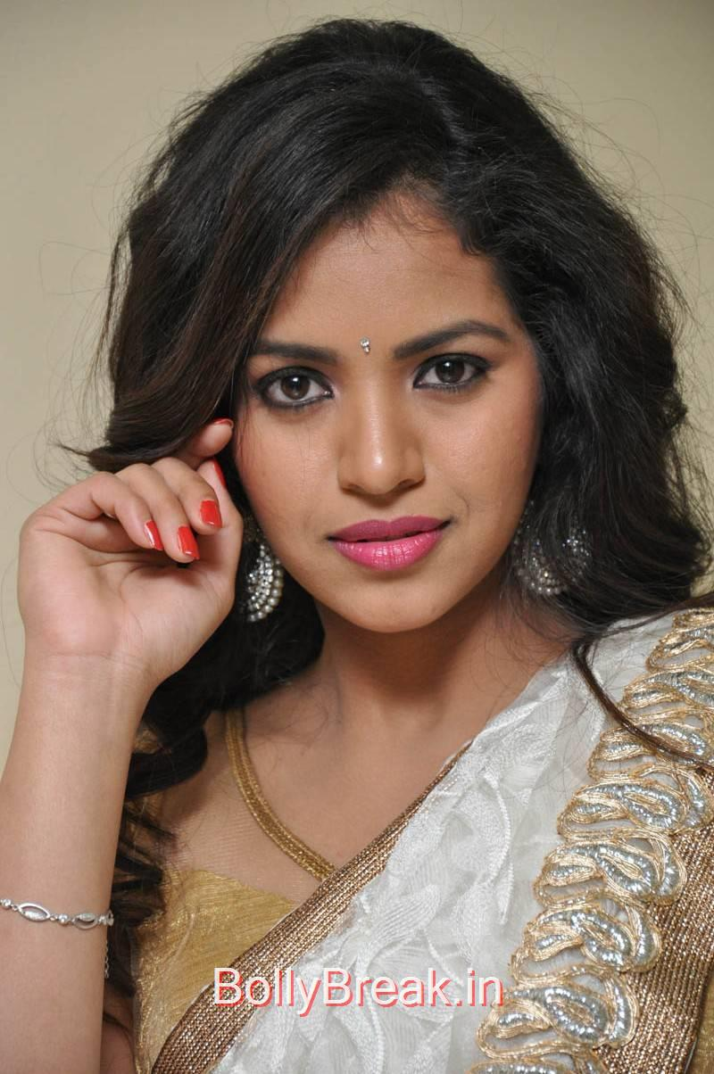 Gowthami Chowdary Unseen Stills, Hot Pics of Gowthami Chowdary from Ramudu Manchi Baludu Audio Launch