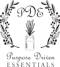 Purpose Driven Essentials logo