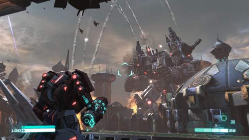 Download Transformers Fall of Cybertron PC Game Full Version