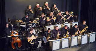 BLACK BOX Jazz presents the Kenny Hadley Big Band with the Franklin High School Jazz Ensemble on April 30