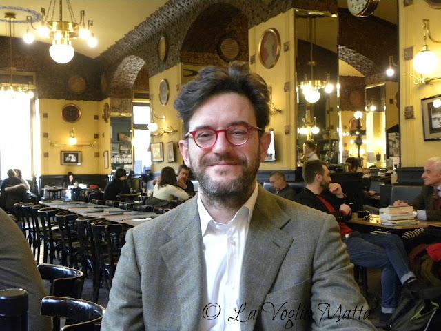 Caffè San Marco a Trieste