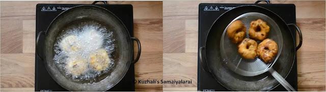 MEDU VADA USING KEERAI(AMARANTH LEAVES) SOUTH INDIAN POPULAR KEERAI VADA RECIPE