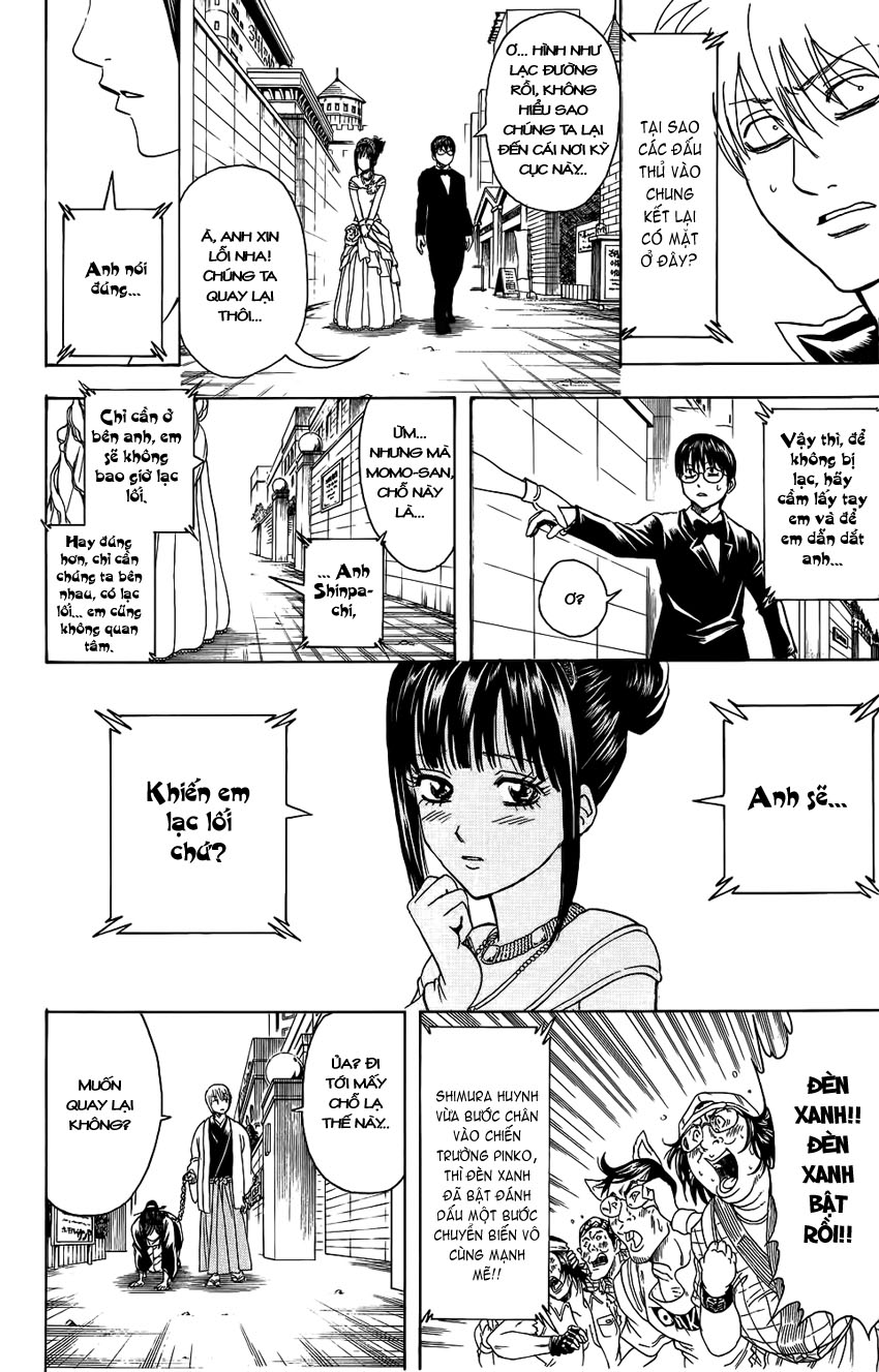 Gintama Chap 350 page 9 - Truyentranhaz.net