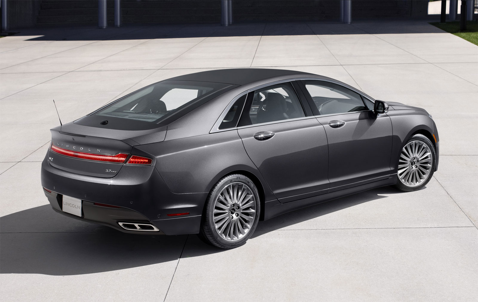 Sport Cars Lincoln Mkz 3 7 Hd Wallpapers 2013