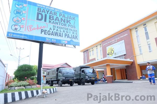 Kantor Pelayanan Pajak Pratama Luwuk