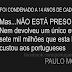 «Oliveira e Costa foi CONDENADO. Mas NÃO ESTÁ PRESO» Paulo Morais