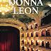 "Relógio D'Água | ""Cair de Amores"" de Donna Leon"