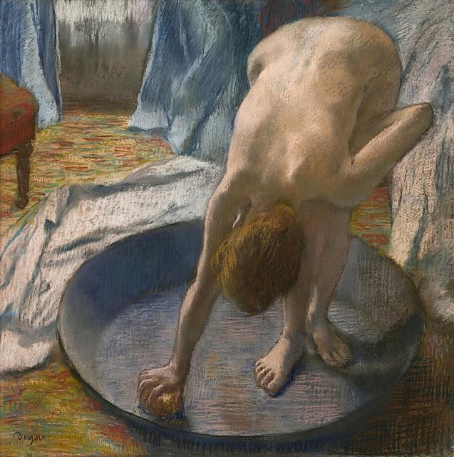Edgar Degas: La Vasca