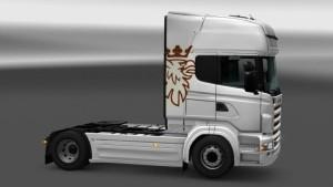 Scania RJL Griffin Skin by guglyluca