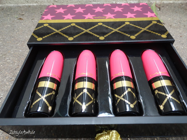 MAC nutcracker Sweet lipstick