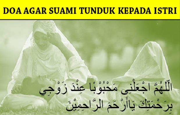 Doa Agar Suami Tunduk Kepada Istri