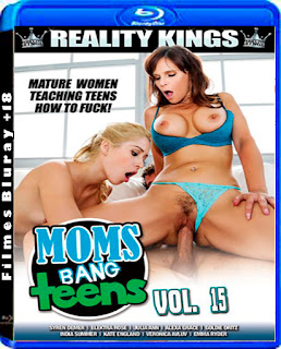 Moms Bang Teens 15 DVDRip Torrent Download (2016)