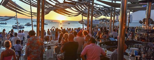 Informações sobre o Café del Mar em Ibiza