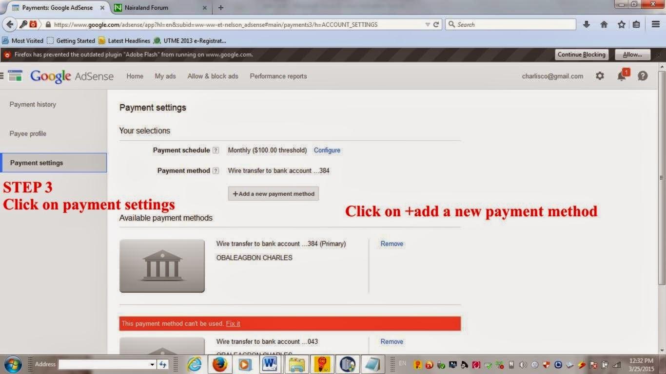 google-adsense-nigeria-saving-account