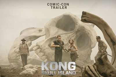 Kong Skull Island 2017 Hindi Dubbed 300mb Download DVDRip