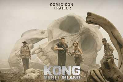 Kong Skull Island 2017 Bollywood Movie Download DVDRip