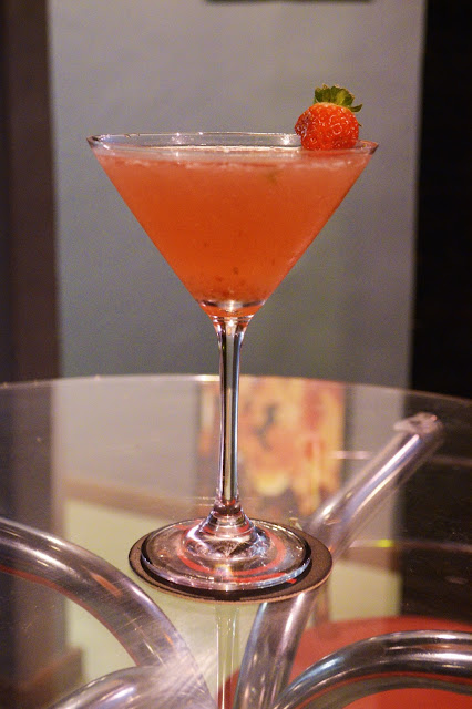 Drink Susan no Red Queen Lounge e Bar